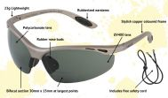 Polarized Constructor Bifocals